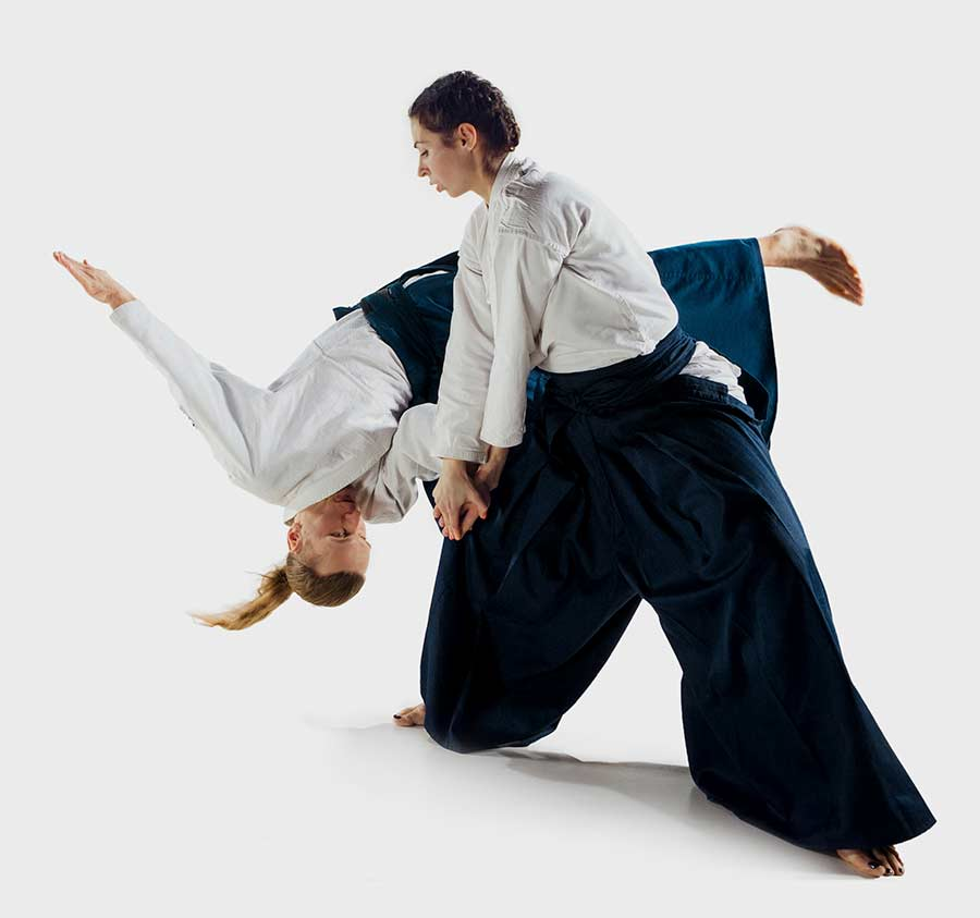 Aikido | Budoschule Luzern - Senbukan