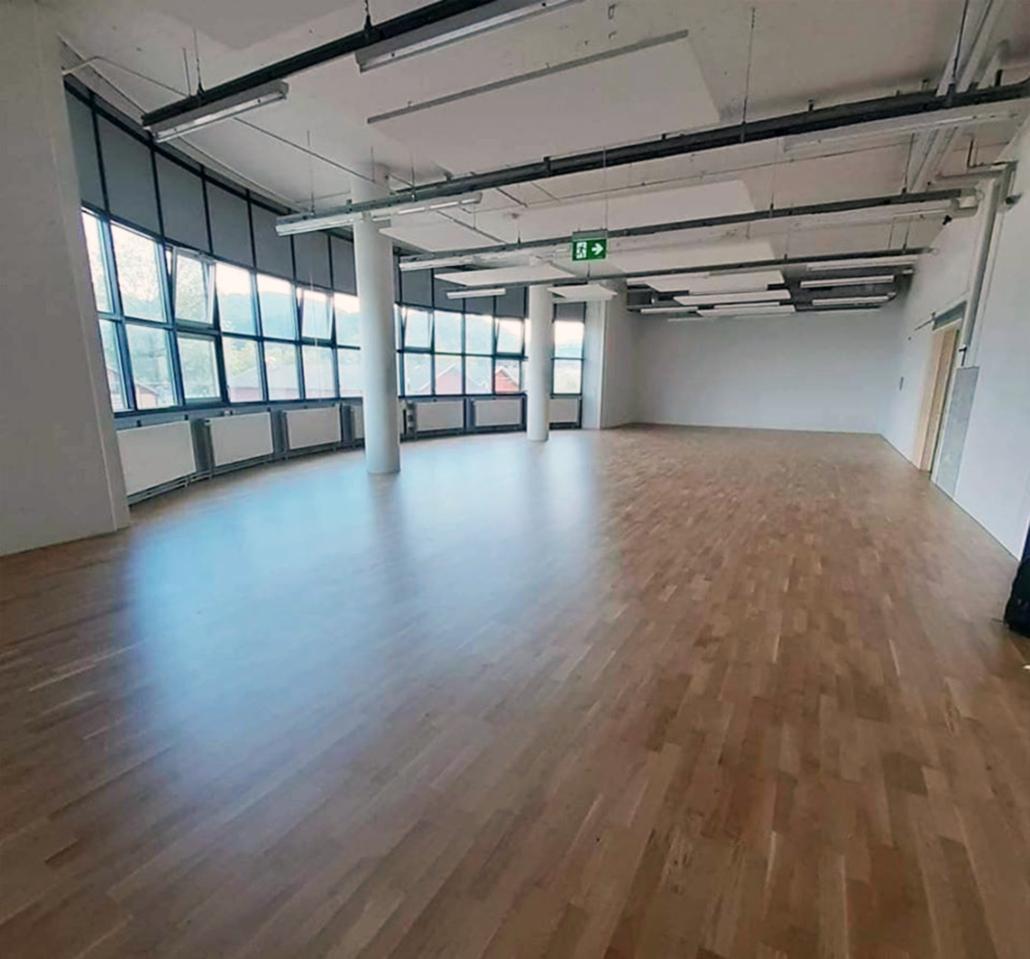 Training Raum | Budoschule Luzern - Senbukan