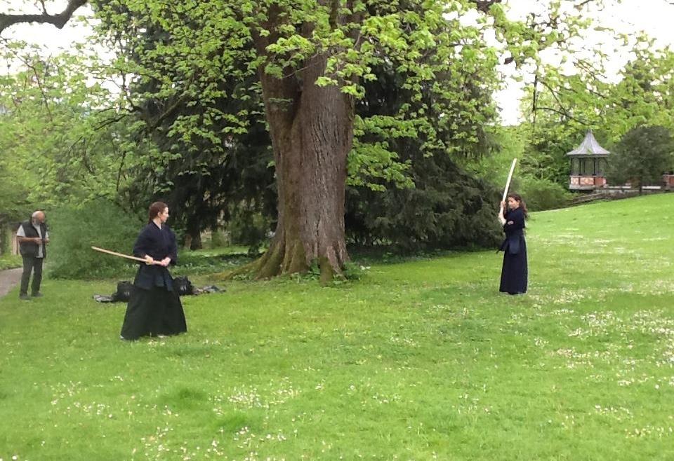 Kendō Kata